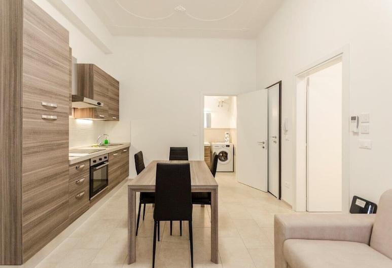 S.Felice apartments, Bologna, Apartment, 1 Bedroom (S.Felice Street), Living Area