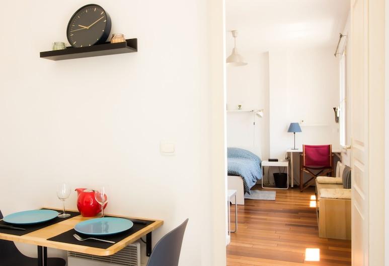 T1 Moderne et Cosy, Montpellier, Apartment, Wohnbereich