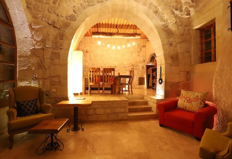 Tabal Cave Hotel, Nevsehir, Lobby Sitting Area