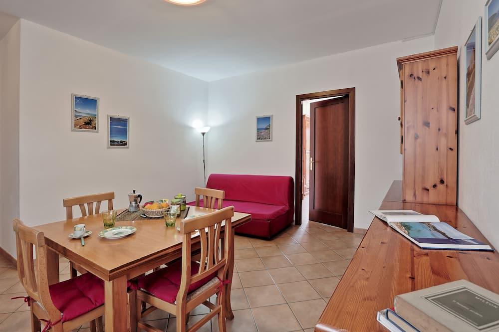 Apartment Standard, 1 Bedroom, Internal Patio - Житлова площа