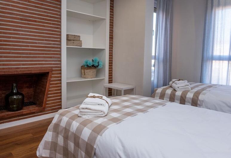Bienvenidos Rooms Xàtiva, Xàtiva, Habitación con 2 camas individuales, Habitación