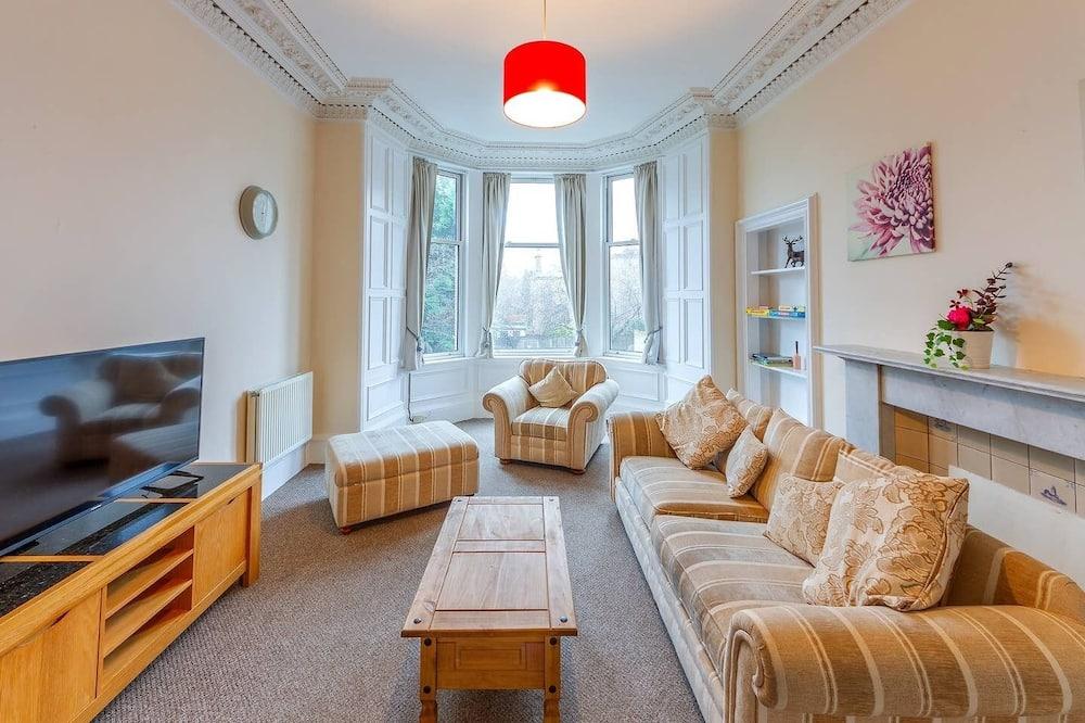Apartmán, 4 ložnice - Obývací pokoj