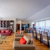Penthouse - Living Area