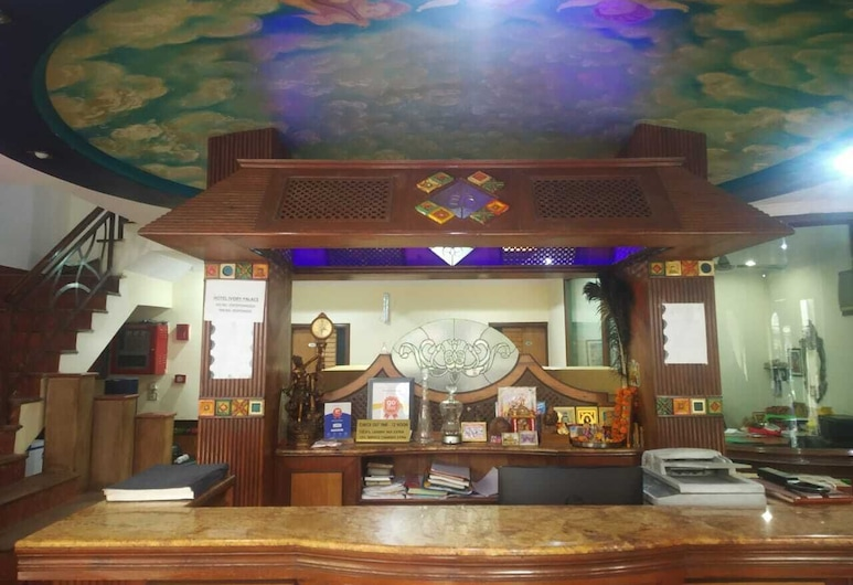 ADB Rooms Hotel Ivory Palace, New Delhi, Lobby