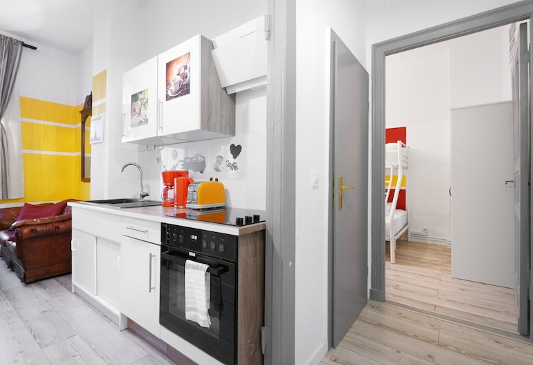 Sweet Central Tiny Apartment for 4 People, Βερολίνο, Sweet Central Tiny Apartment for 4 People, Ιδιωτική κουζίνα