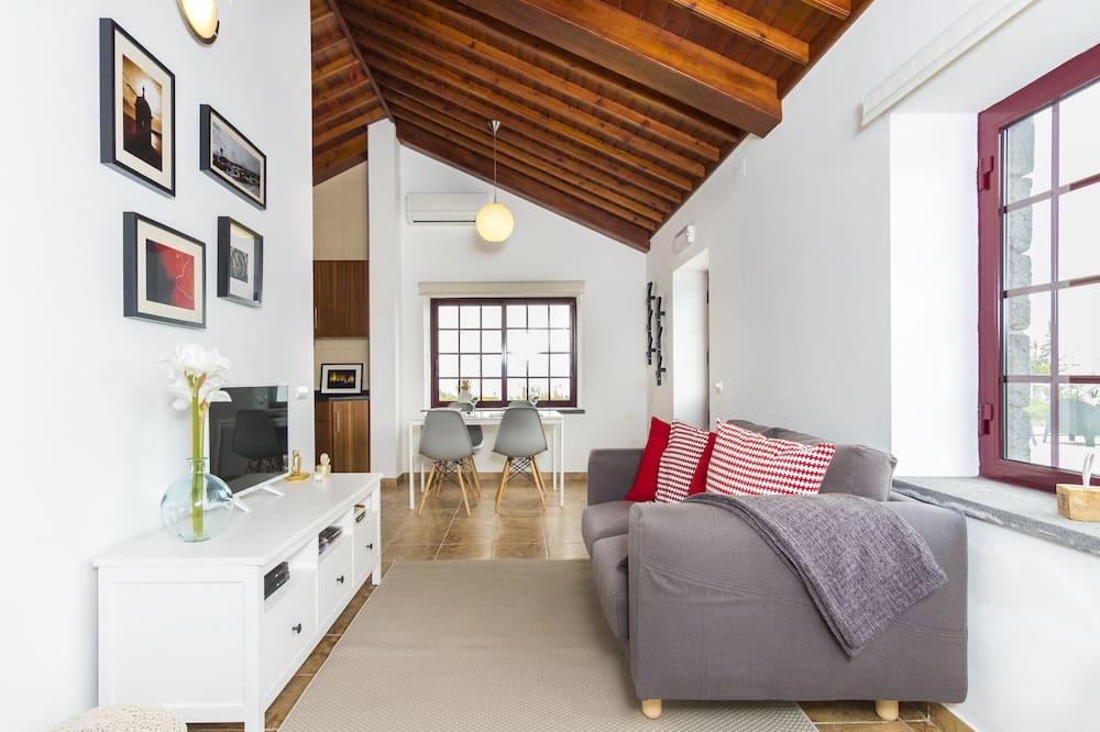 Apartment, 1 Bedroom (Laurus) - Living Area