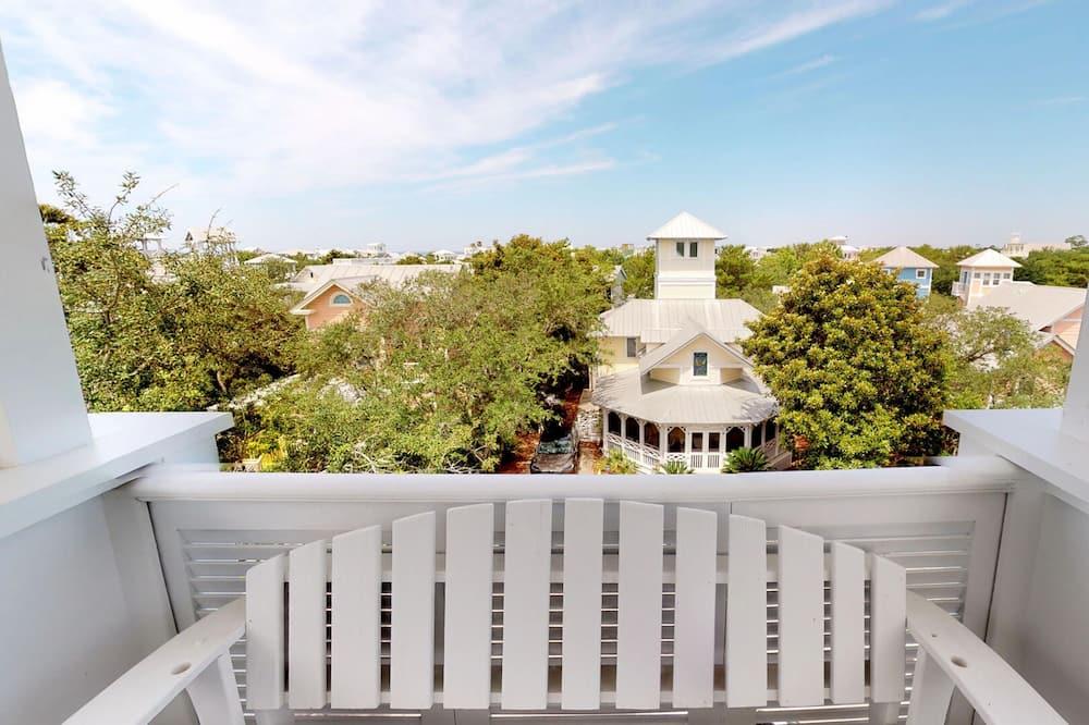 Casa, 3 habitaciones - Balcón