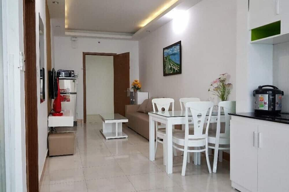 Apartment, Meerblick (3 Beds) - Wohnbereich