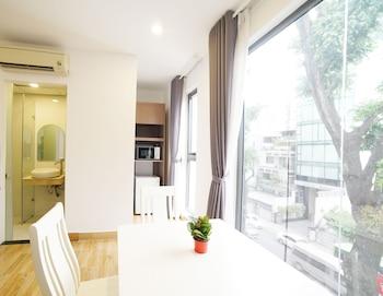 Ho Chi Minh City bölgesindeki U&A Residences resmi