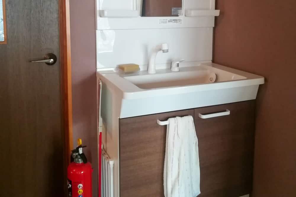 Сімейний двомісний номер (2) - Ванна кімната
