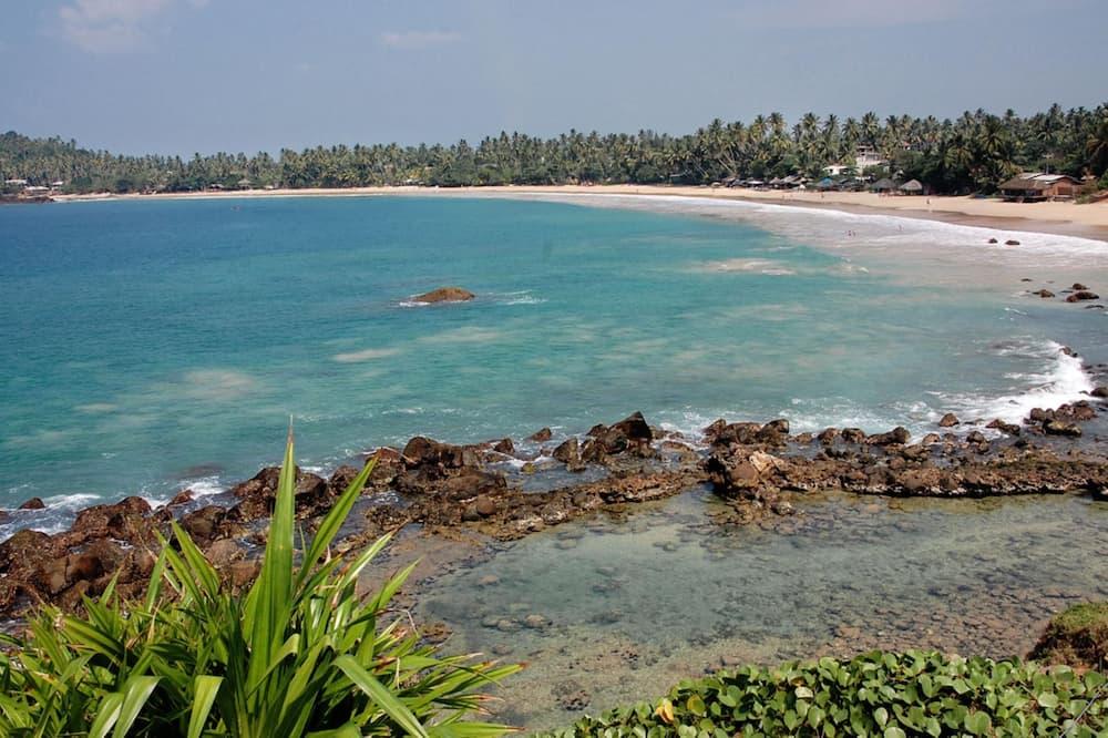 Pogled na plažu/ocean