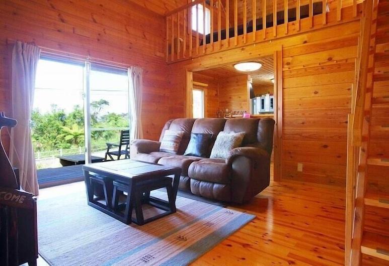 Holiday home FU, Nakijin, Rekreačná chata, Obývačka