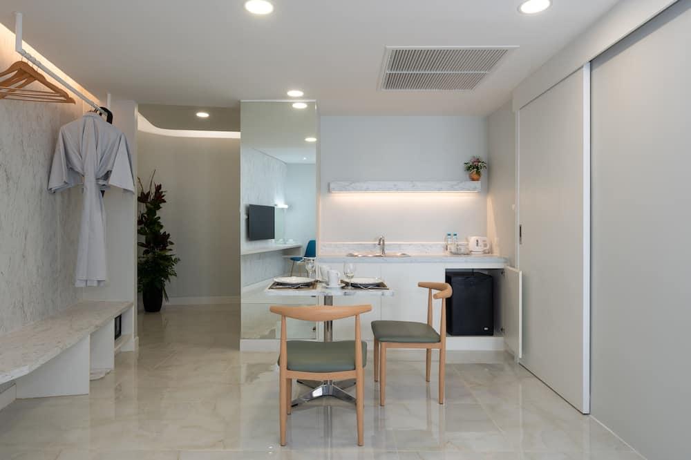 Executive suite - Eetruimte in kamer