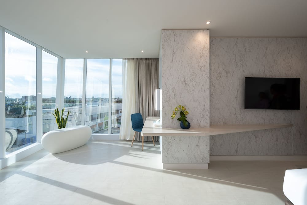 Comfort suite - Woonruimte
