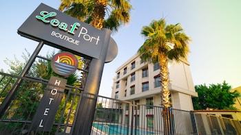 Bilde av Leaf Port Hotel i Konyaalti