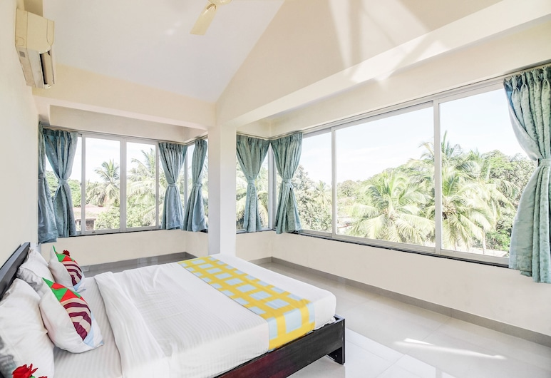 OYO Home 64199 Elegant Flats, Sangolda, Kamar Tamu