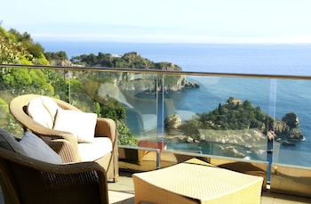 Foto del Maison Blanche Luxury B&B Taormina en Taormina