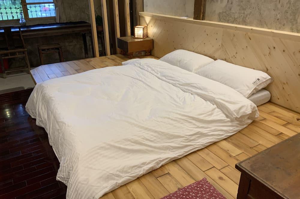 Pokój dwuosobowy, rodzinny, prywatna łazienka - Powierzchnia mieszkalna