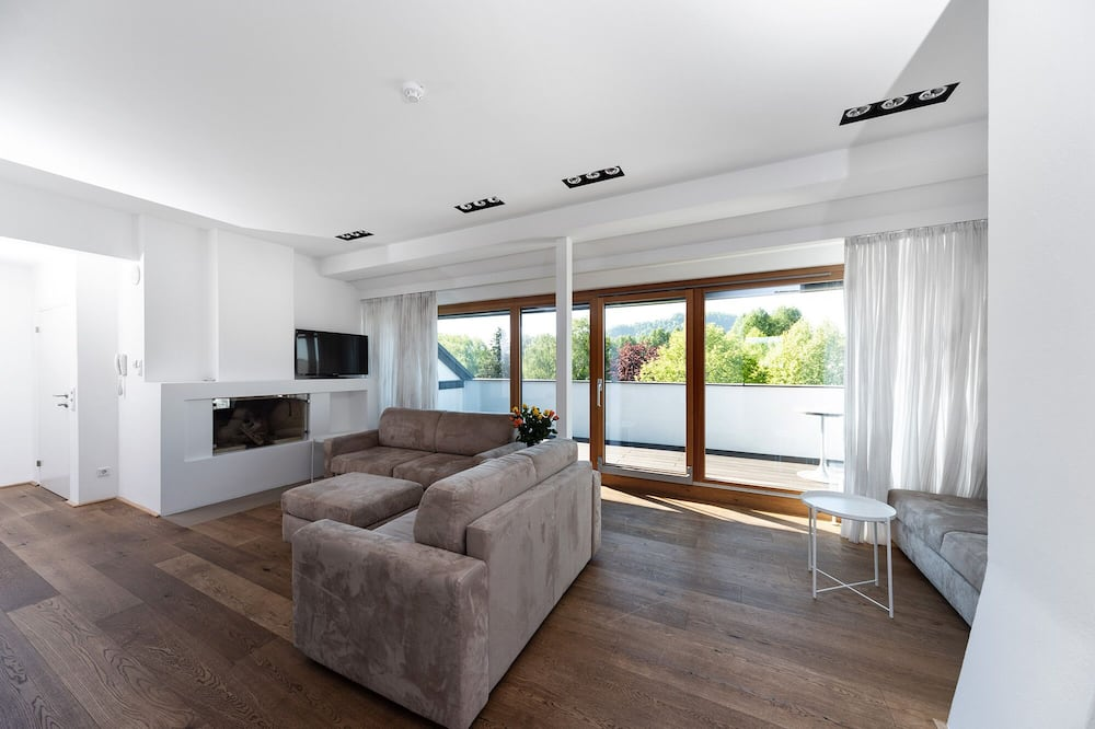 Luxury Διαμέρισμα - Καθιστικό