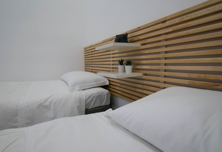 Casa Porta san Giovanni, Νάπολη, Διαμέρισμα, 3 Υπνοδωμάτια, Δωμάτιο