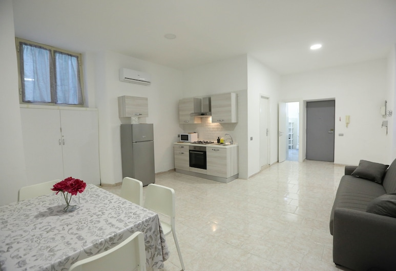 聖若望門民宿, 那不勒斯, 公寓, 3 間臥室, 客廳