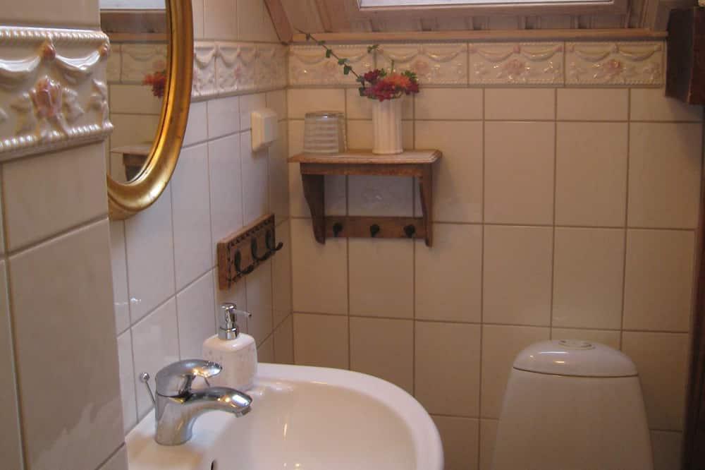 Minisuite (Viola) - Phòng tắm