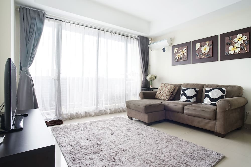 Two Bedroom - Living Room