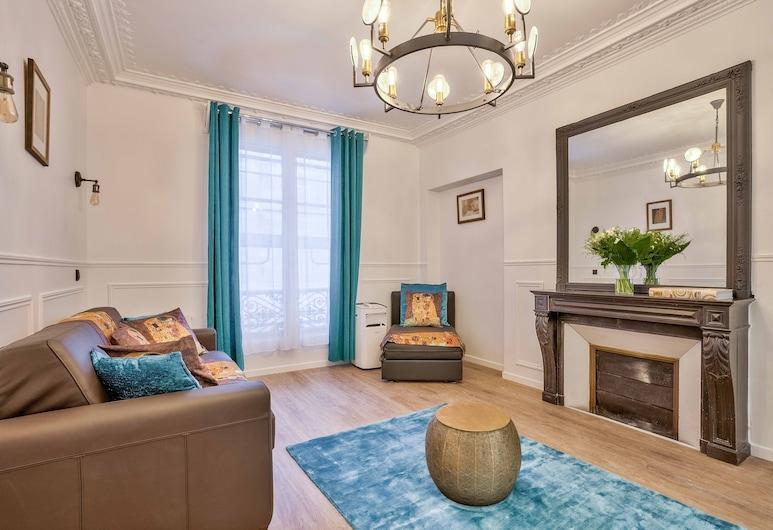 106  Urban Luxury Opera Gustav Klimt, Παρίσι, Διαμέρισμα, Καθιστικό