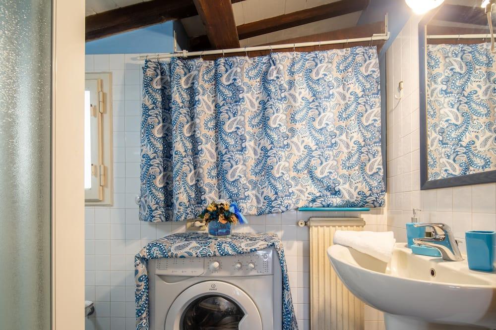 舒適開放式客房 - 浴室