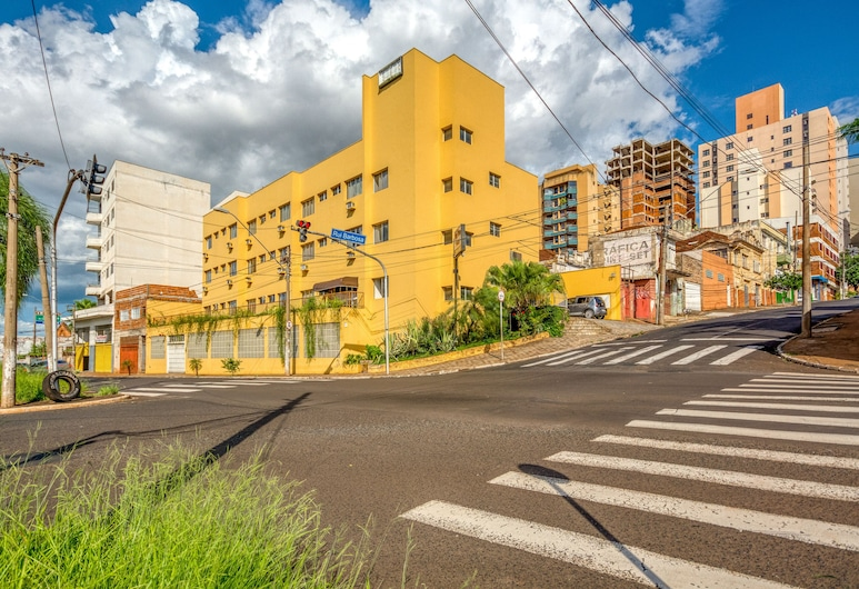 Hotel Vila Rica, Ribeirao Preto, Fachada del hotel