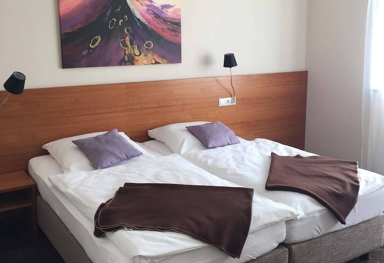 Hotel Kurpfalz, Speyer, Comfort tweepersoonskamer (Single Use), Kamer