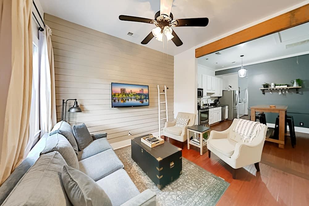 Mestský dom, 2 spálne - Obývačka