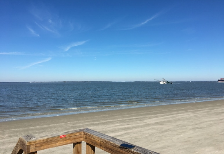New Listing! Beachside W/ Bay Views & Pool 2 Bedroom Condo, Isla Tybee, Condominio, 2 habitaciones, Playa