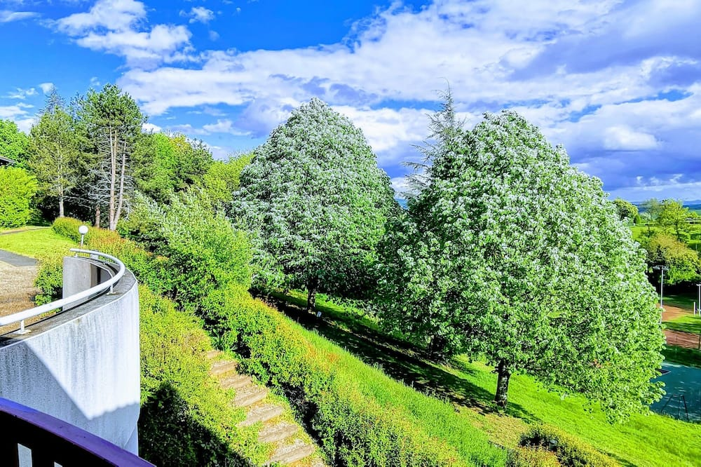 ツインルーム - バルコニーからの眺望