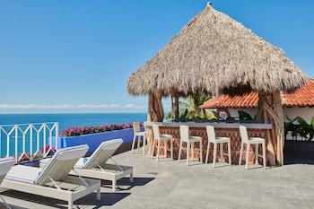 在巴亚尔塔港的蓝露台精品旅馆 照片