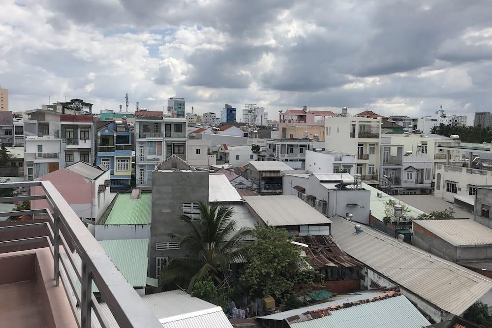 共用宿舍, 男女混合宿舍 (Bed in 8-Bed) - 陽台