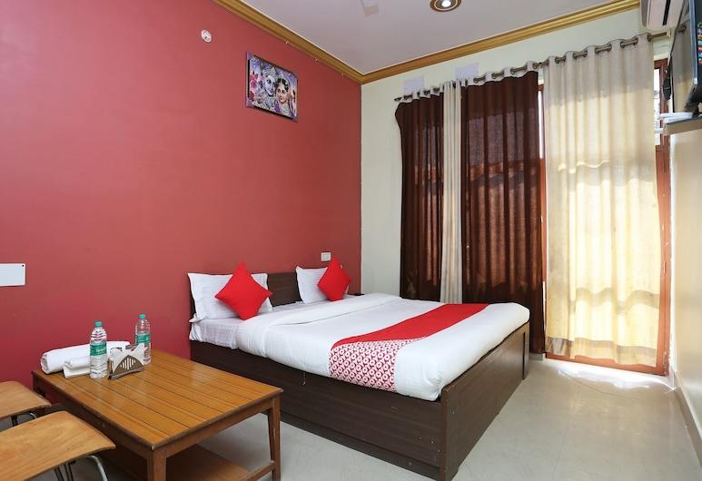 OYO 31019 Hotel Balaji Haveli, Kishangarh Bas, Quarto