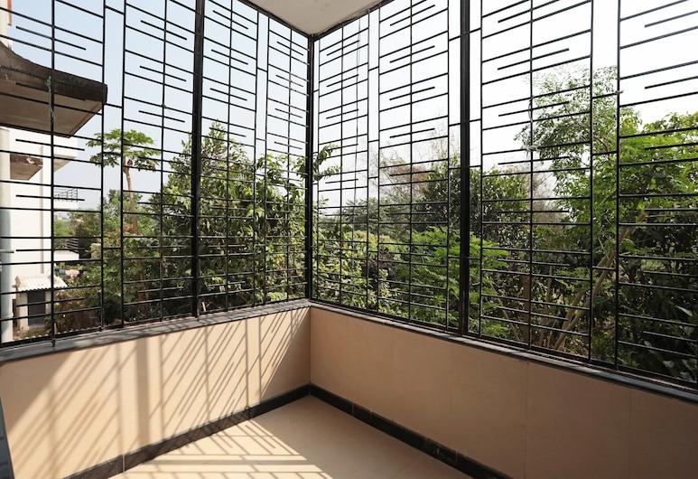 OYO 24077 Arnapurna Home Stay, Bhubaneshwar, Balcone