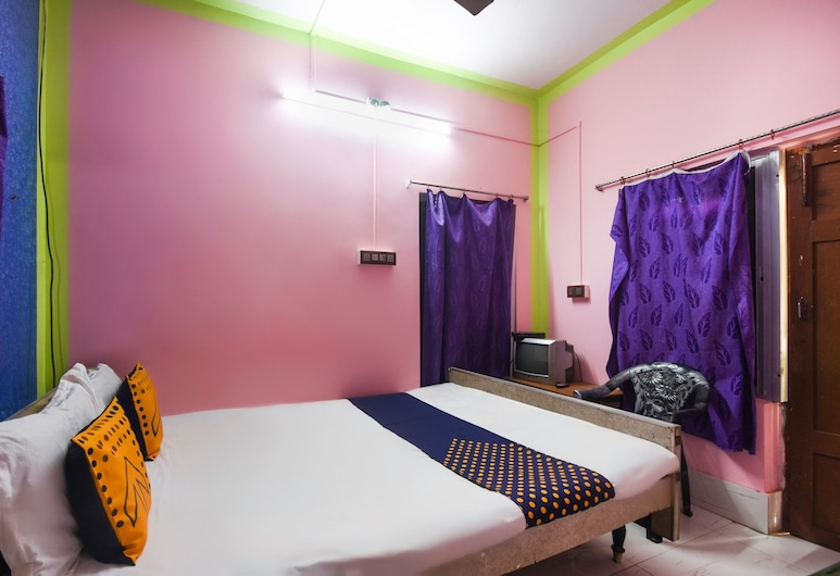 Spot ON 60744 Lodge Meghmallar, Bishnupur, Zimmer