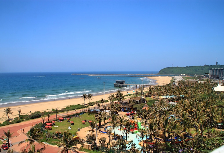 Silver Sands Self Catering, Durban, View from property