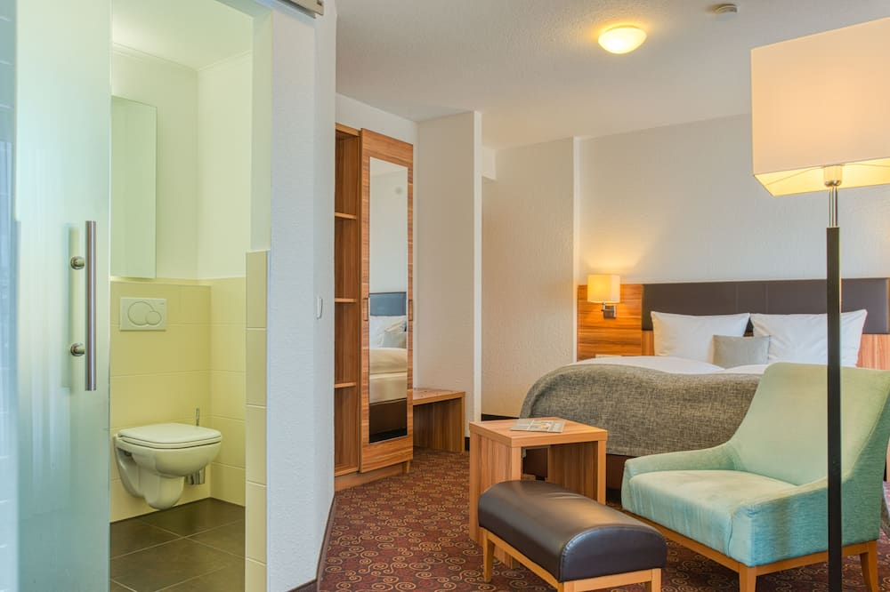 Comfort-Doppelzimmer - Wohnbereich
