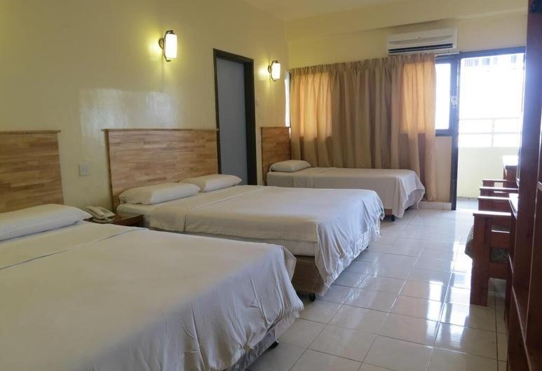 Nan Yeang Hotel, Kuala Lumpur, Family Room, Guest Room