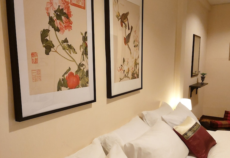 Real Bangkok Guesthouse, Bangkok, Superior Family Room, Kamer