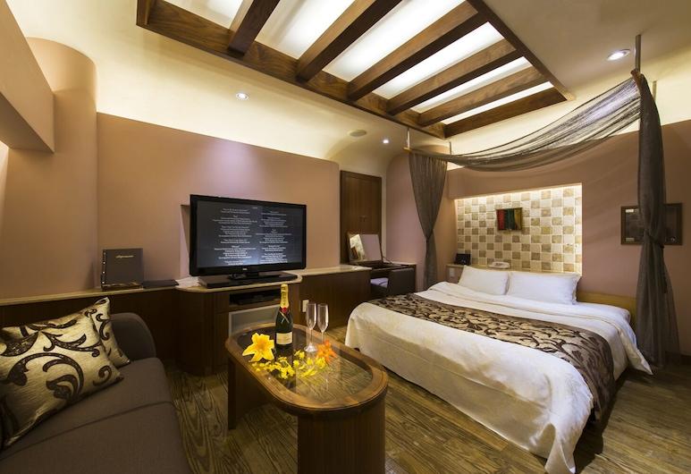 Water Hotel Ry - Adults Only, Ginowan, Standardní pokoj, Pokoj