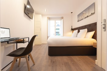 Picture of Woohoo Rooms Hortaleza in Madrid