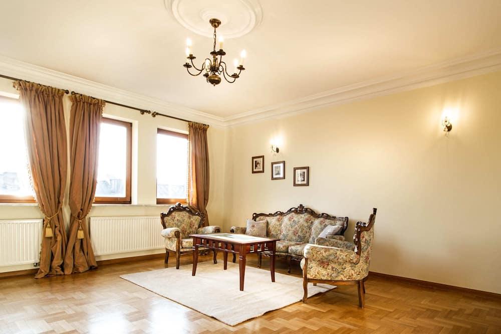 דירת סופריור - סלון