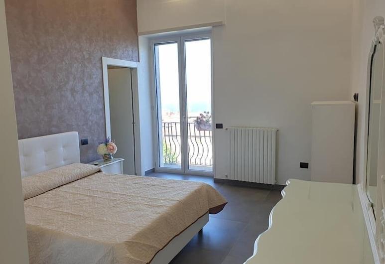 Villanova 37, Napoli, Rom – exclusive, utsikt mot sjø, Gjesterom