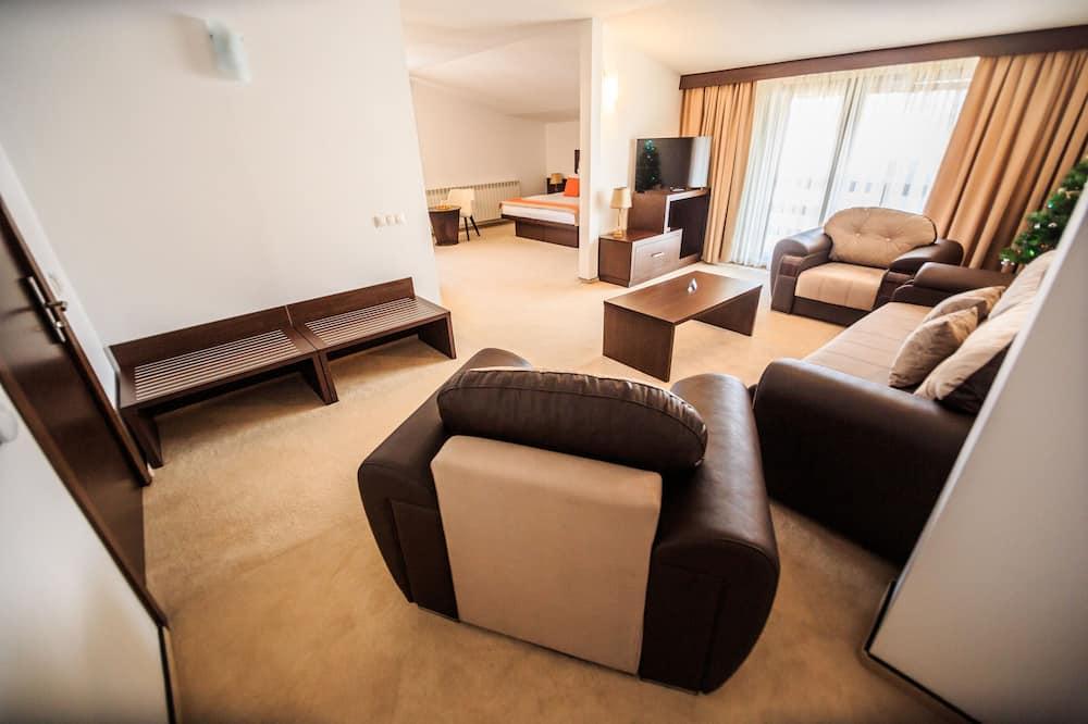 Habitación doble estándar - Sala de estar
