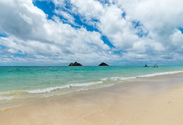 Em Lanikai Ohana Hale 1 Bedroom Cottage, Kailua, Cottage, 1 Bedroom, Beach