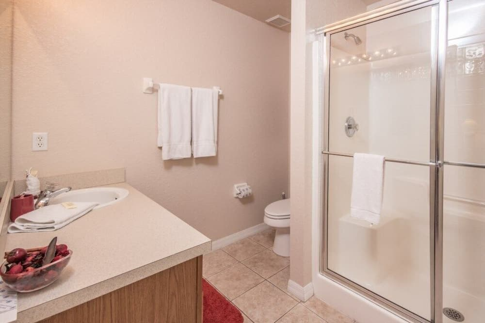Maison, 3 chambres - Salle de bain